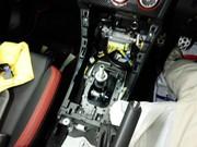 デモカーVAB WRX STI STIギアシフトレバーASSY 取付 CUSCOシフトリンケージ強化ブッシュ交換