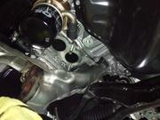 デモカーVAB WRX STI STI Gr.N用 410224S020 ¥43200- 強化エンジンマウント交換作業