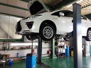 日野市I様 ZVW30 PRIUS 車検 車検整備作業 オイル交換 MOTUL H-TECH 100+ 0W20¥1800-/1L