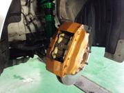 昭島市H様 Z33 フェアレディZ ZONE 14B ブレーキパッド交換 For CIRCUIT USE