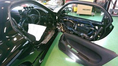 府中市N様 弊社販売車FD3S RX-7 V型 純正キーレスキット取付