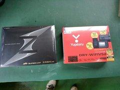 小平市H様 ZC32S スイフトスポーツ YUPITERU指定店モデルドライブレコーダーDRY-WiFiV5d 取付 ¥29700-工賃別