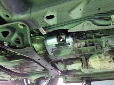 東京都東大和市Y様 RX-8 SE3P 車検 車検整備 ローター研磨 PMU HC+ スポーツパッド取付他 対策セルモーター交換