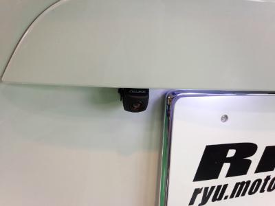 羽村市 Rmc zn6 86 GT LTD ECLIPSE BEC113 バックカメラ取付作業