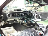 羽村市 Rmc zn6 86 GT LTD ECLIPSE AVN-G04 フルセグメモリーナビゲーション 取付